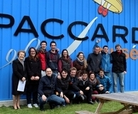 groupe paccard t